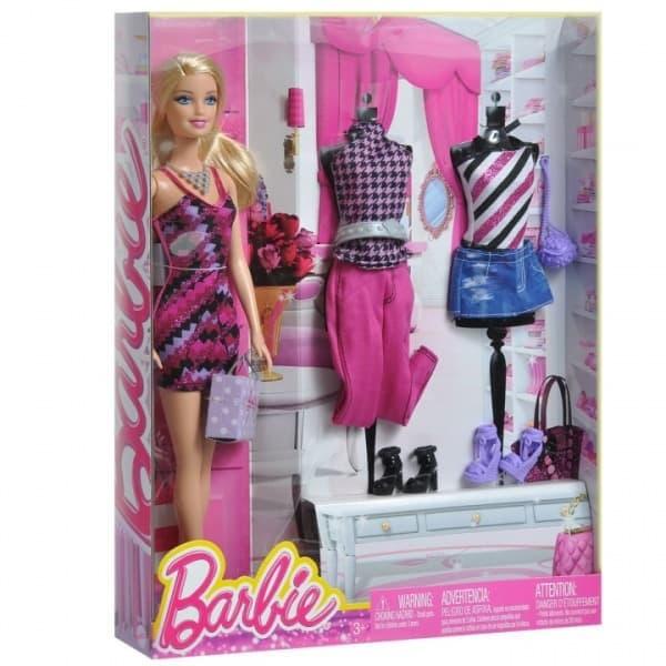 Кукла серии модный гардероб