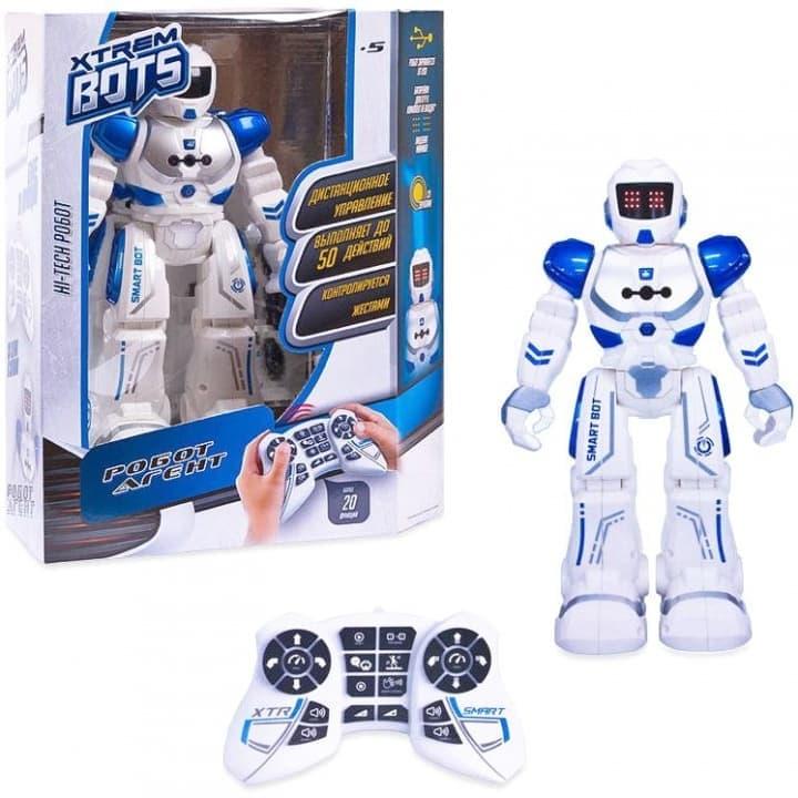 managing robots
