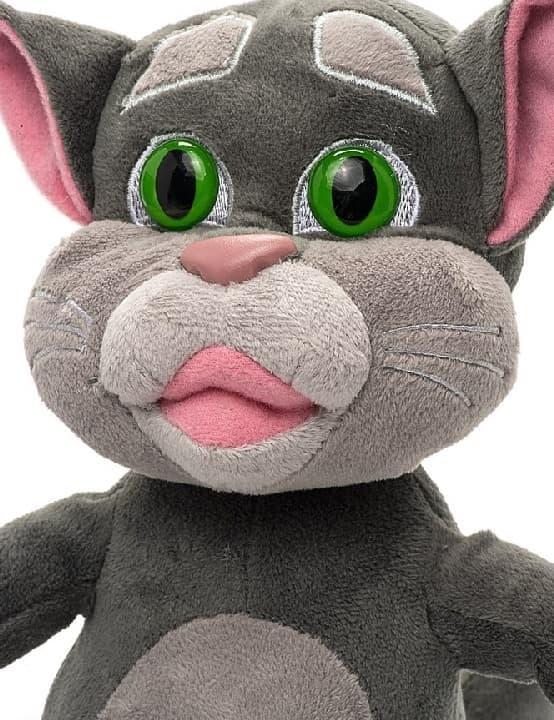 Говорящий кот игрушка картинки депозитарные