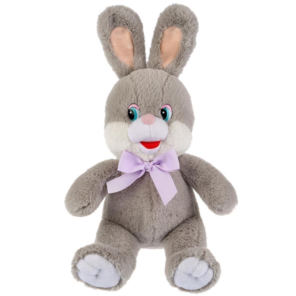 картинка зайца игрушечного сервирует стол